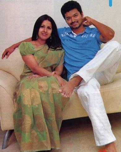 actor vijay sangeetha photos tamil actor vijay sangeetha family photos south indian