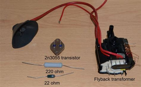 tesla coil flyback transformer how to check flyback transformer using multimeter wiring