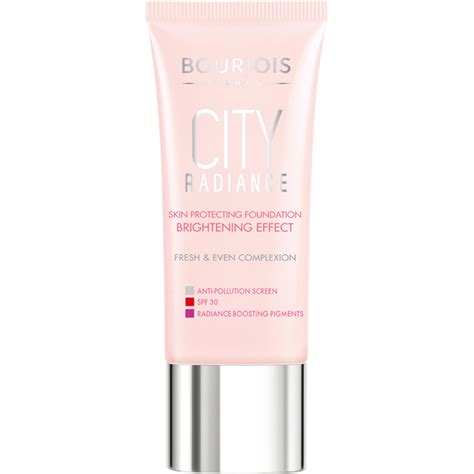 Bourjois City Radience Foundation bourjois city radiance foundation various shades free