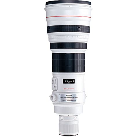Canon Ef 600mm F 4 0 L Is Ii Usm canon ef 600mm f 4 l is ii usm anh 苣盻ゥc digital shopping