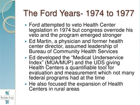 public health service act section 330 history of community health centers