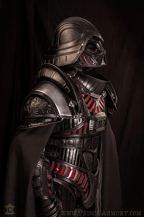 Handmade Armor - lord vader custom armor by azmal on deviantart