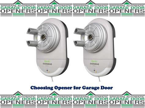choosing a garage door opener ppt choosing opener for garage door powerpoint presentation id 7458515