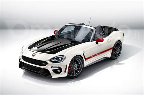Spider Search Fiat 124 Spider Abarth Review