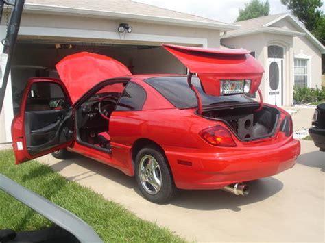 Pontiac Sunfire Horsepower by Street Image 05 2005 Pontiac Sunfire Specs Photos