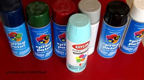 spray paint haul for craft projects from wal mart spray paint