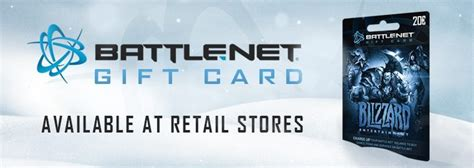 Blizzard Gift Card Gamestop - blizzard introduces the battle net gift card mmoexaminer