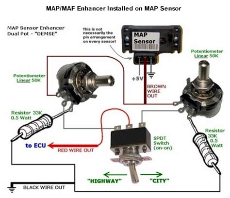 honda map sensor wiring diagram get free image about