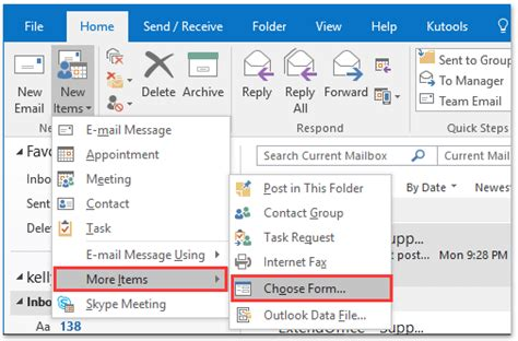 outlook form templates how to edit an existing email template in outlook