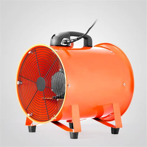 commercial extractor fan motor portable industrial ventilator axial blower workshop