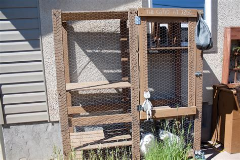 outdoor cat enclosure ikea hackers ikea hackers