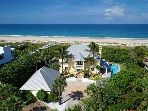 oceanfront homes vero florida for sale