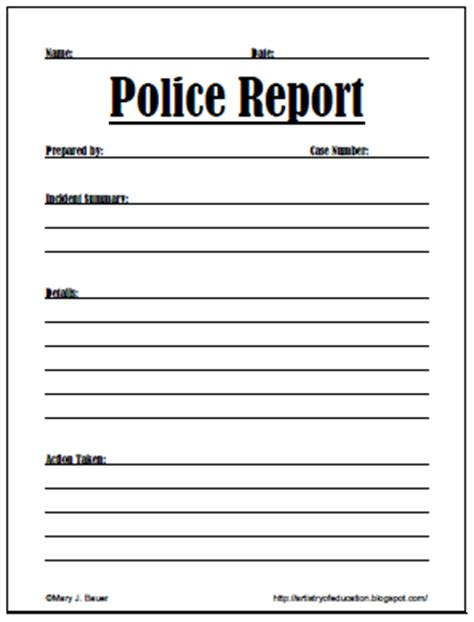 crime bulletin template artistry of education my most popular picture writing prompt