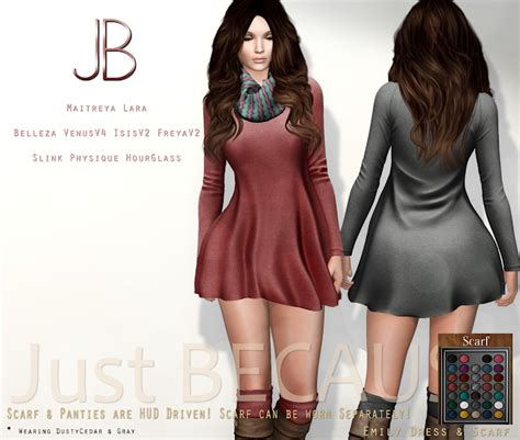 Nc Sl 2freya Dress just because just because emily dress scarf and