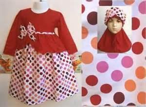 3 7th Gamis Anak Cutetrik Tr95 Busana Anak Tulle Cantik Murah grosir baju muslim anak jogja 08122783230 jual baju