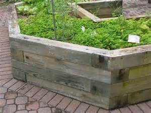 Best Wood For Raised Garden Beds - tips for creating raised bed planters diy