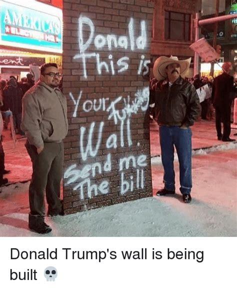search donald trumps wall memes  meme