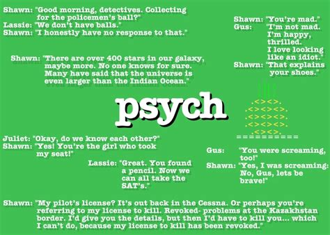 psych quotes psych quote wallpaper by trackhopper on deviantart