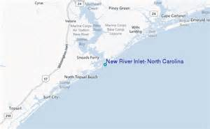 new river inlet carolina tide station location guide