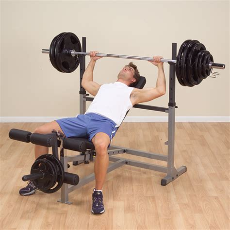 gdib46l powercenter combo bench gdib46l body solid powercenter combo bench body solid