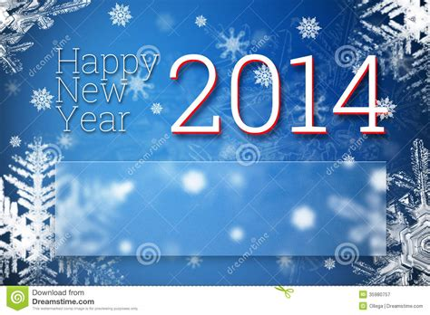 happy new year 2014 royalty free stock photography image