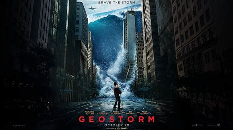 film geostorm geostorm movie trailer youtube
