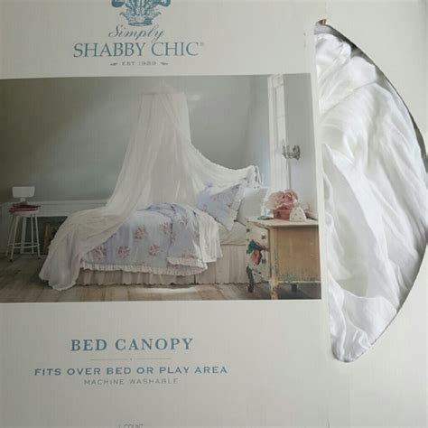 simply shabby chic bed canopy final price from nemone s