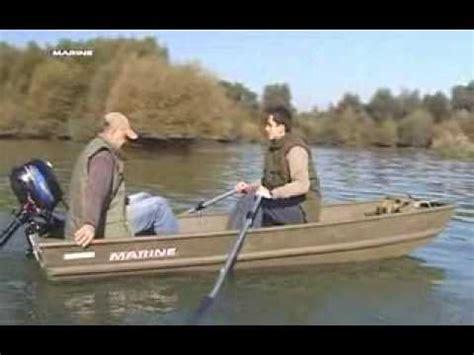 jon boat vs gheenoe marine 2008 1232 youtube