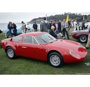 1965 Abarth 2 Mila Corsa Image Chassis Number 136 0117