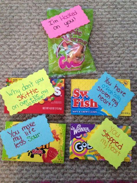 valentines gifts for geeky boyfriend sweet sayings valentines swedishfish