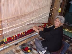 Decke Weben by Childs Blanket Navajo Weaving Upshaw Nizhoni Ranch