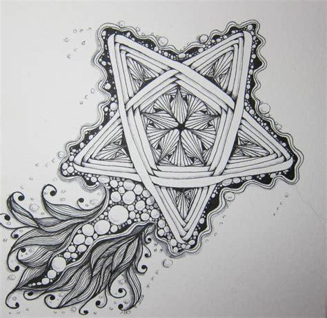 zentangle pattern gust zentangle star tangles pinterest zentangle stars