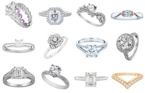 a guide to engagement ring settings wedding