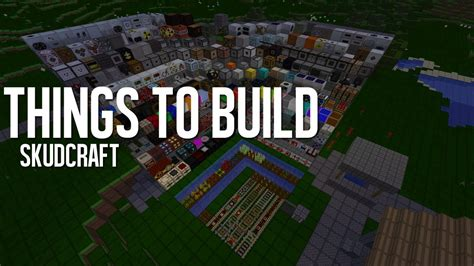 To Build tekkit things to build in tekkit episode 1 skudcraft