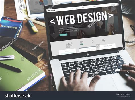 web design ideas web design website homepage ideas programming stock photo