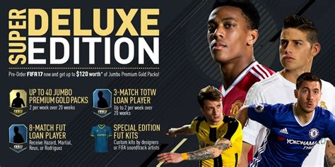 Diskon Ps4 Fifa 17 Deluxe Edition New fifa 17 pre order offers available now
