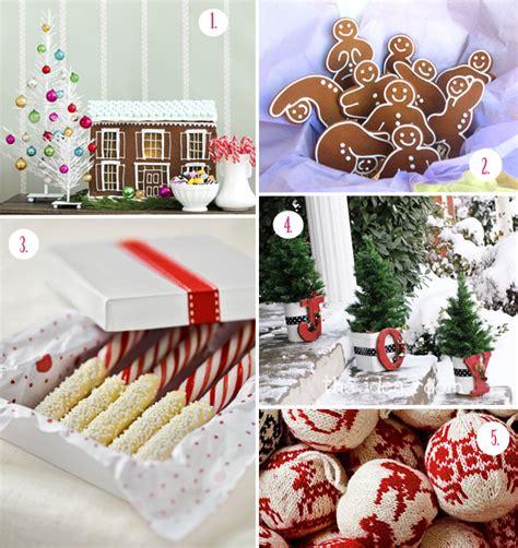 Gingerbread Home Decor christmas inspiration