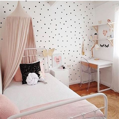 polka dot room design ideas petit small