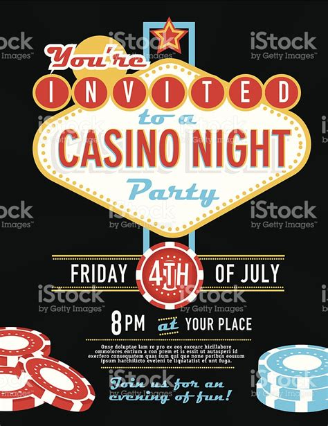 free vegas templates las vegas sign and casino invitation design
