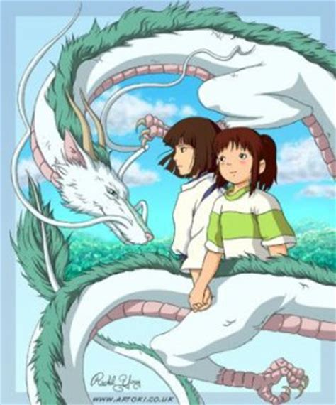 film anime terbaik spirited away le voyage de chihiro la culture asiatique