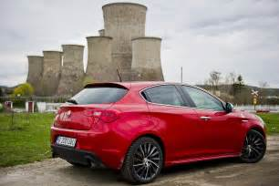 Alfa Romeo Giulietta 1750 Alfa Romeo Giulietta 1750 Tbi Quadrifoglio Verde Review