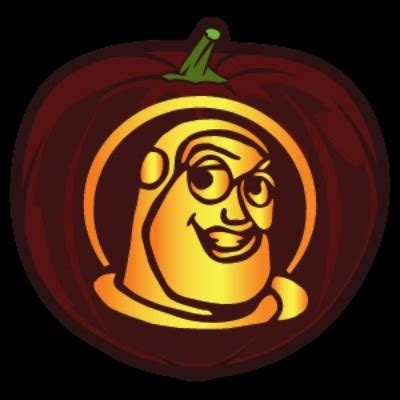 buzz lightyear pumpkin template pop culture pumpkin printables costumes