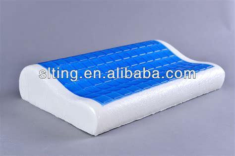 Pp Paket Bantal Pillow Nyaman Buy 1 G pendingin baru inovasi tidur reversibel gel busa memori bantal buy product on alibaba
