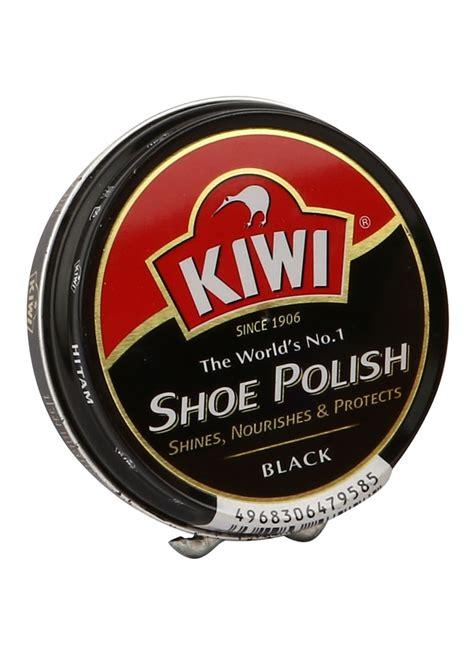 Pastele Sepatu Wanita Black kiwi paste black klg 45ml klikindomaret