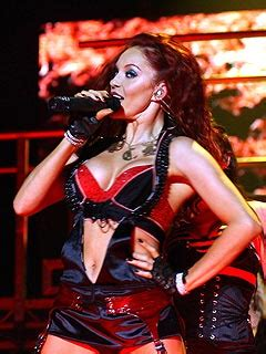 Carmit Bachar Flashes by A Pussycat Doll Leaves The Pop