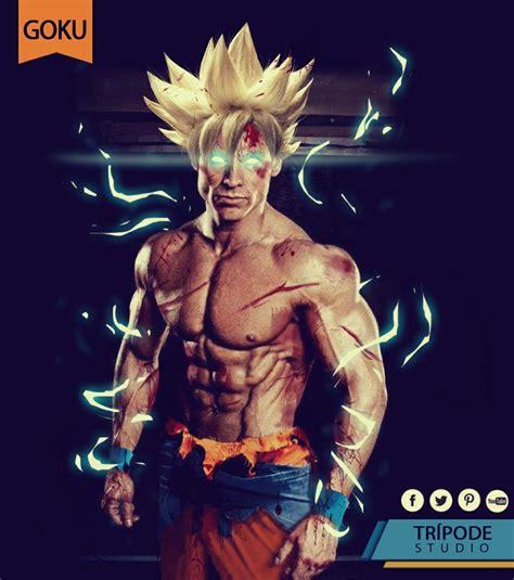 imagenes goku reales goku s 250 per h 233 roes en la vida real super heroes in
