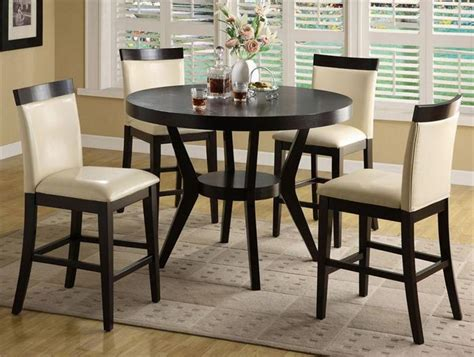Dining Room Astonishing Kitchen Table Set Elegant Tall Table And Chair Sets For Kitchen