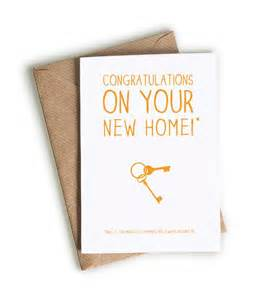 congratulations on your new home congratulations on your new house new home card