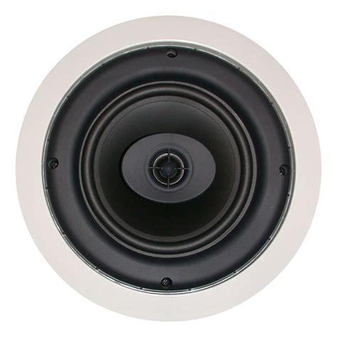 Sonance In Ceiling Speakers by Sonance Contractor Series Cr101 In Ceiling Speakers Pair