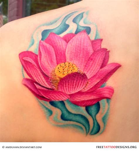 pink lotus tattoo airdrie pink lotus tattoo pictures to pin on pinterest tattooskid